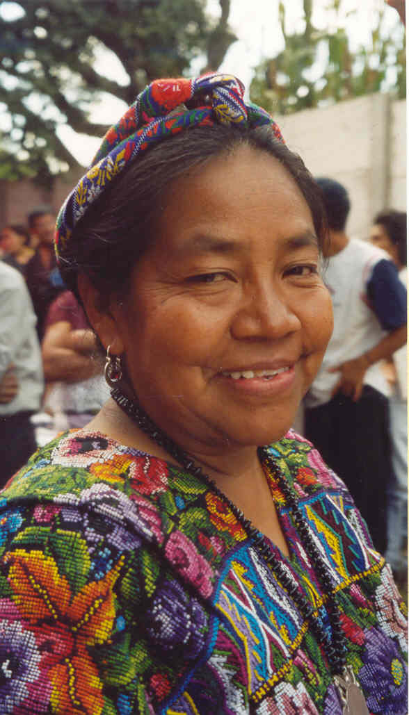 Rosalina Tuyuc