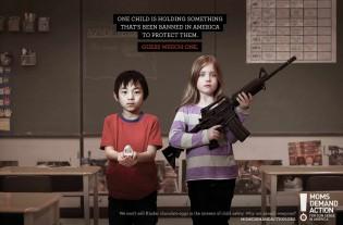 Kinderegg vs gun