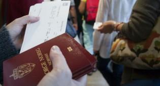 Passkontroll 3 mindre