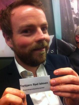 Torbjørn Rød-laksen