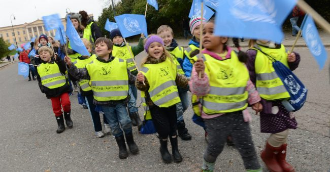 FN-dagen i Oslo, FN-sambandet Norge, (CC BY-SA 2.0)