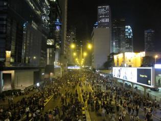 Hong kong demo 2