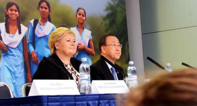 Solberg-ber-om-ny-FN-kommisjon-for-utdanning_all_8col