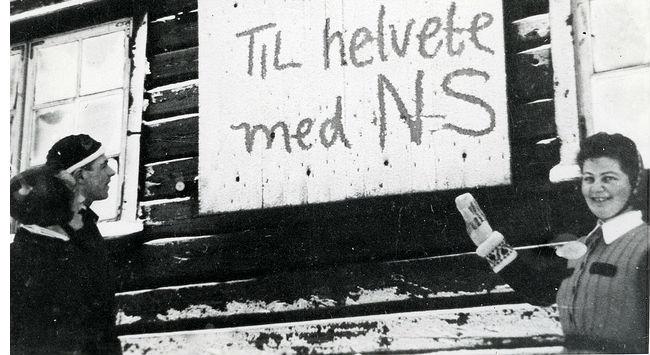 Til helvete med NS