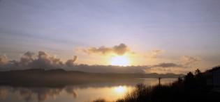 førdefjorden i november