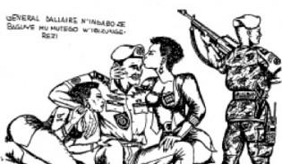 Rwanda follkemordpropaganda