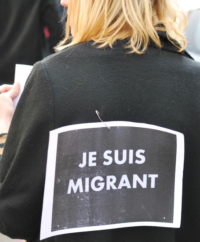 Rouwstoet voor bootvluchtelingen, by Amnesty International, (CC BY-NC 2.0)