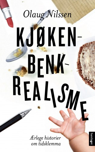 Omslagsbilde fra boken Kjøkkenbenkrealisme
